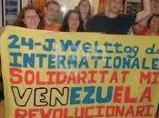 años Natalicio libertador Simón Bolívar. Desde Alemania: Jornada mundial solidaridad revolución bolivariana.
