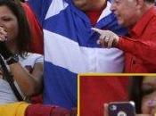 Chavismo, color sabor.