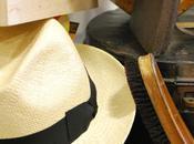 Doblar Sombrero Panamá