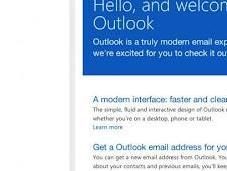 Hotmail transforma Outlook.com