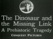 Dinosaurio Eslabón Perdido. tragedia prehistorica