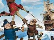 ¡Piratas! Vaya panda maleantes
