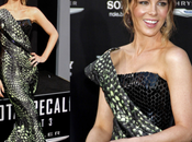 Kate Beckinsale apunta moda vestidos serpiente. atreves?
