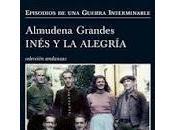 Inés alegría Almudena Grandes