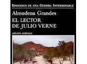 lector Julio Verne. Almudena Grandes
