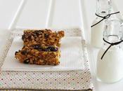 Aprende hacer barritas cereales para matar gusanillo