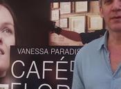 Photocall&Rueda; prensa pelicula Café Flore