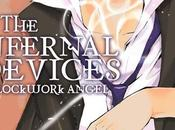 Portada Revelada: Infernal Devices: Clockwork Angel Manga