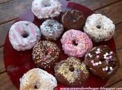 Receta donuts caseros.