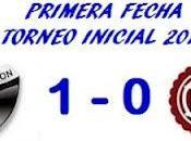 Colón:1 Lanús:0 (Fecha