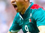 Oribe Peralta: héroe mexicano Wembley.