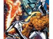 Portadas alternativas Fantastic Four Marvel NOW!