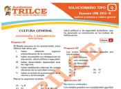 Examen admisión 2012 (1era. parte).