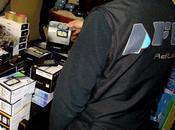 AFIP secuestró productos electrónicos vendidos forma ilegal través internet