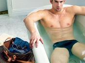 Quiero Michael Phelps bañera