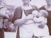Maternidad crianza: ¿cuándo comenzaron cosas cambiar?