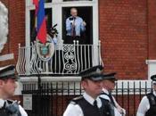 Discurso completo Julian Assange desde embajada Ecuador