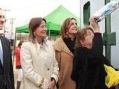 Ministra Medio Ambiente lanza programa Ecochilectra Recoleta