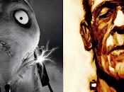 libro pantalla: Frankenstein Frankenweenie