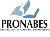 Becas PRONABES -BECALOS Mexico 2013