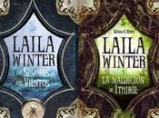 RESEÑA; Laila Winter Saga (1-4)
