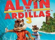 Alvin ardillas (Mike Mitchell, 2.011)