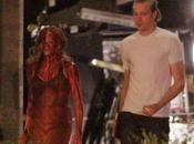 Carrie nuevas imágenes rodaje