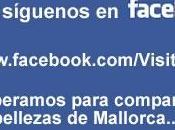 Ahora VisiteMallorca.com también Facebook