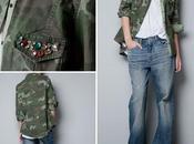 camisas militares serán tendencia Otoño-Invierno 2012-2013