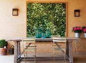 Decorar paredes verde