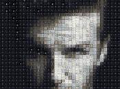 ART: PIXEL PORTRAITS... piezas teclado!