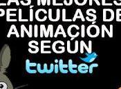 Seleccionando mejores películas Animación según Twitter