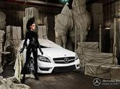 Shooting Brake Mercedes Benz Fashion Week
