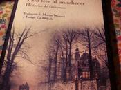 Para leer anochecer, Charles Dickens