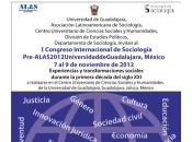 Congreso Internacional Sociología