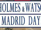 Holmes Watson llegan Madrid mano José Luis Garci