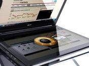 Nuevo laptop Acer Iconia pantallas multitáctiles, simplemente joya