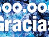 500.000 visitas