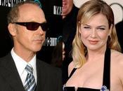 Michael Keaton Renee Zellweger pasan dirección