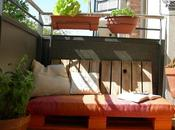 Idea: Ricón chillout pallet Chillout corner with