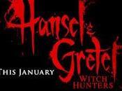 Primer tráiler 'Hansel Gretel, cazadores brujas'