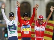 Contador regresa llegando alto segunda Vuelta