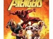 Primer vistazo Avengers