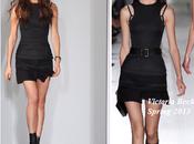 Victoria Beckham subió pasarela Nueva York diseño colección Primavera 2013