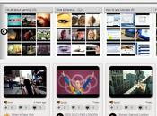 Vidinterest, portal estilo Pinterest para compartir archivos vídeos