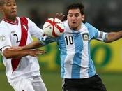 Argentina paso atrás empata contra Perú