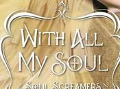 Portada Revelada: With Soul (Soul Screamers, Rachel Vincent