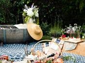 recibir casa... picnic jardín...