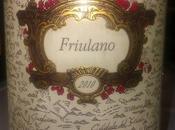 Vino blanco livio felluga. friulano 2.010