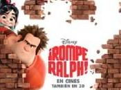 Cine-¡Rompe Ralph!: Nuevo trailer